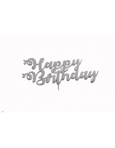 Happy Birthday – cake topper