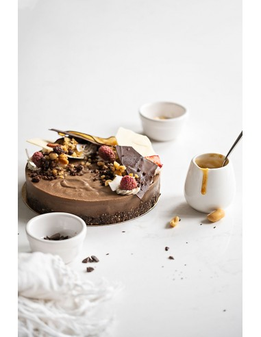 Gluten Free Cake Snickers Cake delivery
