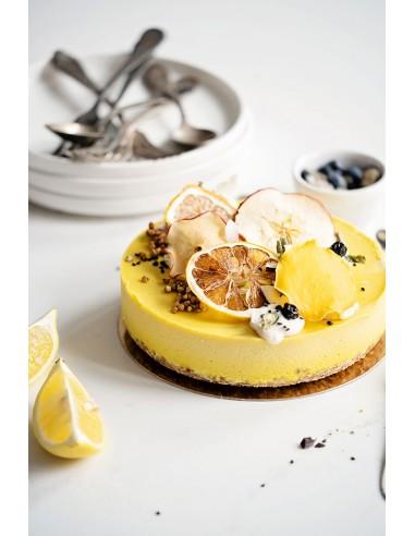 Lemon Sugar Free Cake