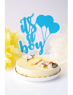 It's a boy – Baby Shower...