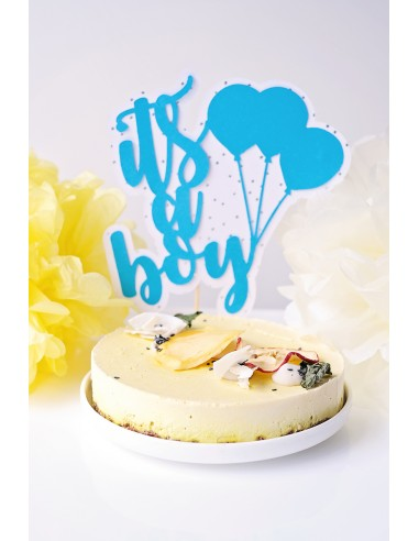 It's a boy – Baby Shower Topper